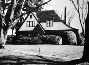 C.L. Kelly House, 1930