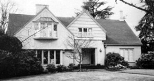 Esy Rubenstein House 1937